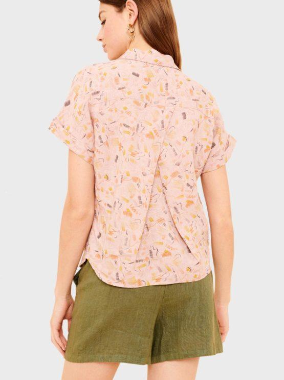 Camicia Astratta
