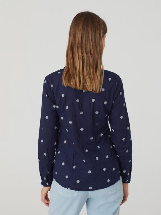 Camicia Madreperla