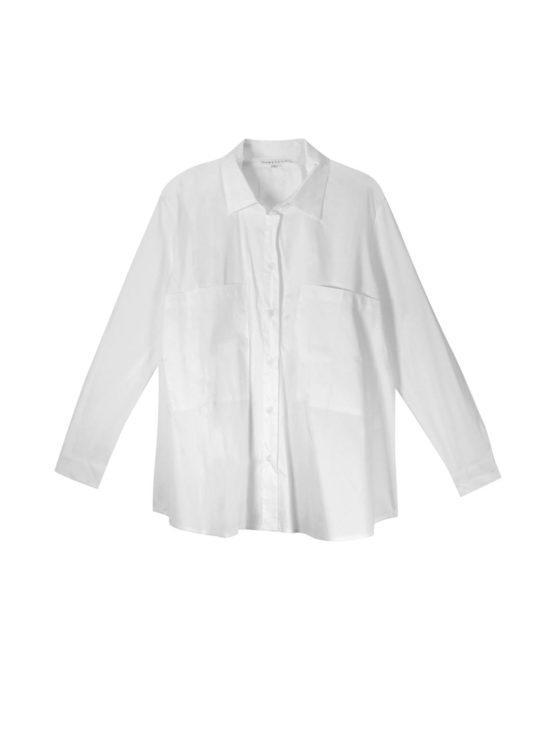 Camicia con tasche