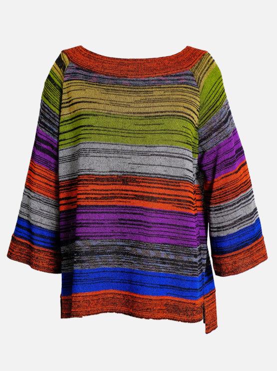 Maglia Melange Multicolor