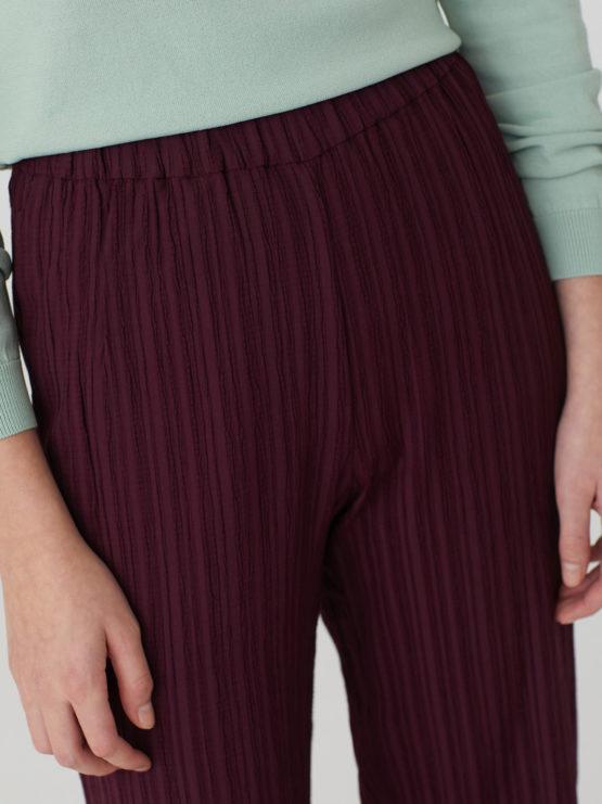 Pantalone Capri Vinaccia