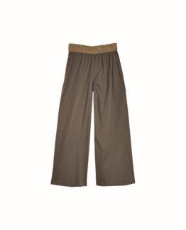 Pantalone con Elastico